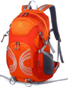 40lbackpack orange